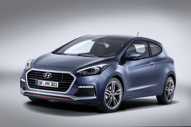 Hyundai i30 Turbo – bản nâng cấp mạnh mẽ