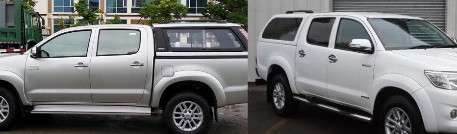 Hyundai Starex – chiếc bán tải phiên bản máy dầu của Hyundai