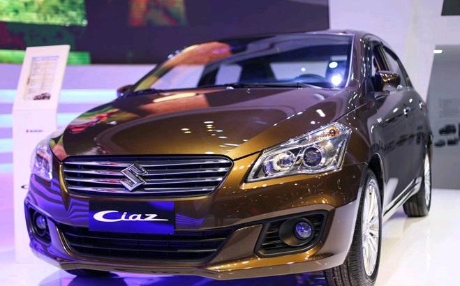 Khả năng vận hành của Suzuki Ciaz 2017