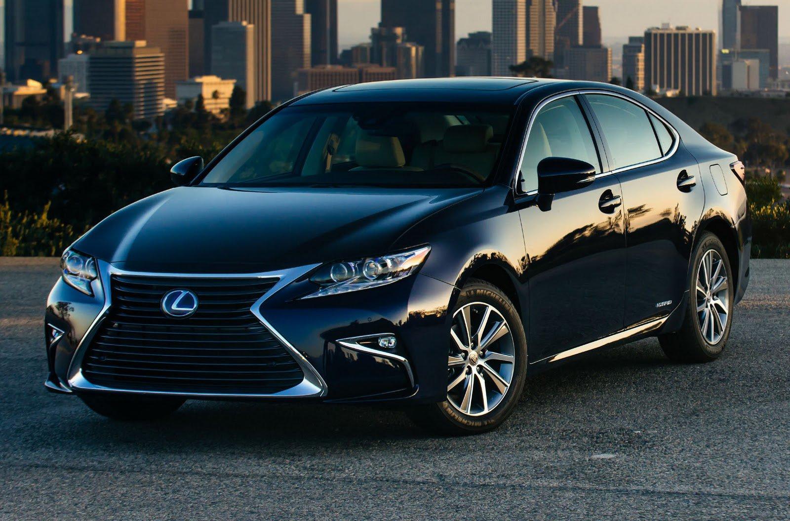 Kết quả hình ảnh cho Lexus ES