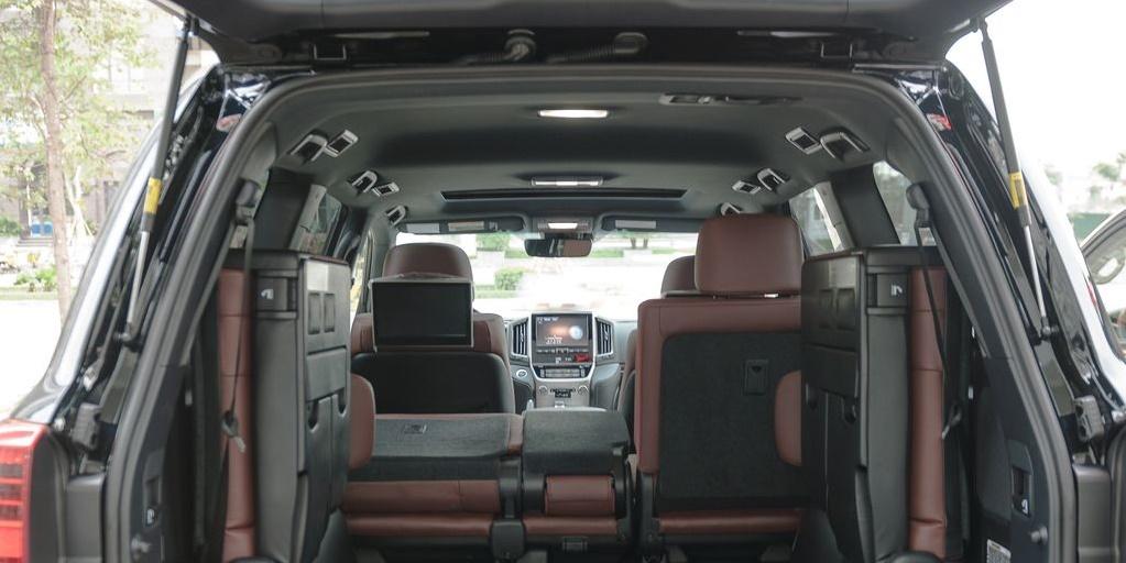 Khám phá Toyota Land Cruiser 2016 bản nhập Mỹ có giá hơn 5 tỷ đồng