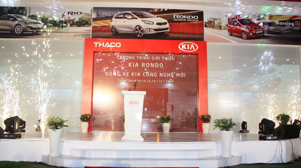 KIA bán được 3000 chiếc, Thaco tiếp tục tung 3 sản phẩm mới