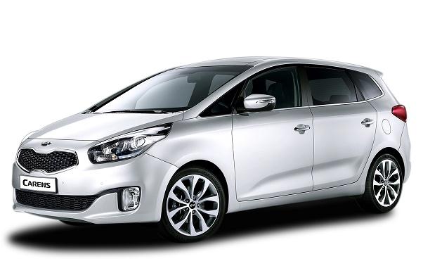 Kia Carens nằm trong TOP 4 xe cũ dành cho gia đình