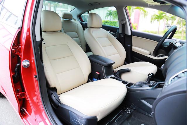 Kia Cerato 2016 đã chính thức được bán tại thị trường Việt Nam