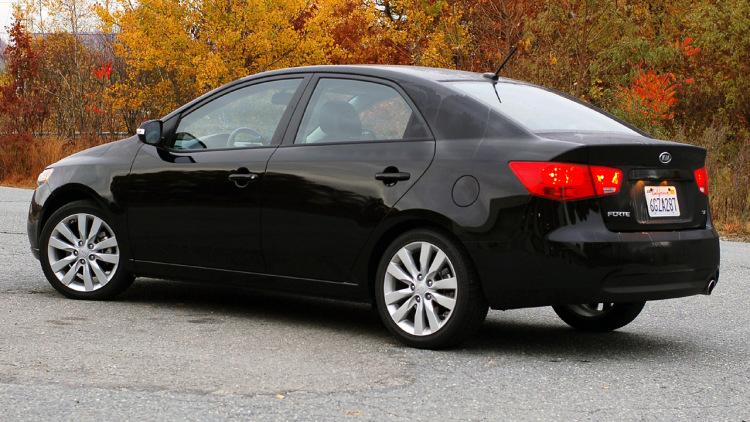 Kia Forte có thật sự là mẫu sedan an toàn