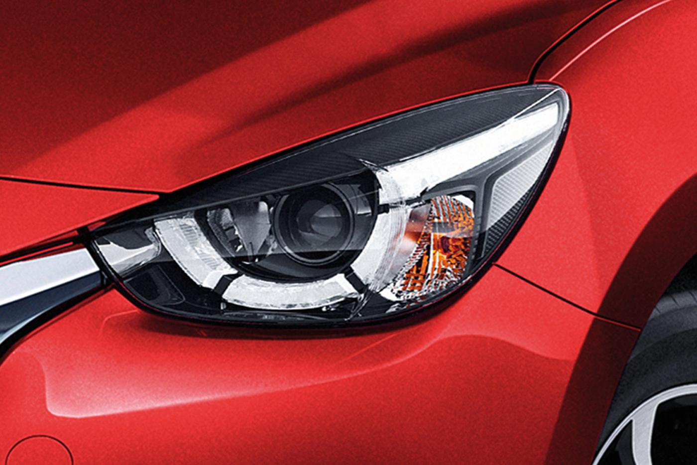 Mazda 2 thế hệ 2017 có những gì