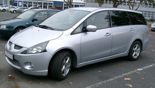 Mitsubishi Grandis 2006 khỏe khoắn với thiết kế thoáng rong.jpg