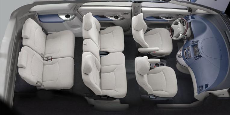 Mitsubishi Grandis 2011: một thời vang bóng
