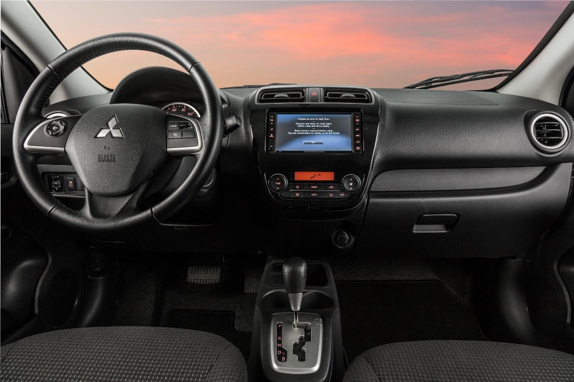 Mitsubishi Mirage 2015 chiếc xe tiết kiệm nhiên liệu