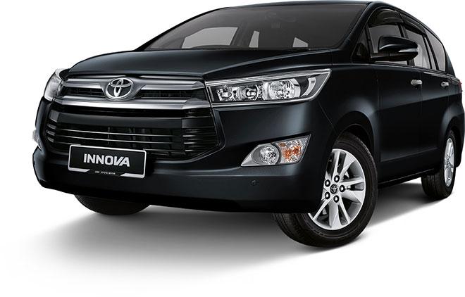 Ngoại hình Toyota Innova 2017 có gì đặc biệt?