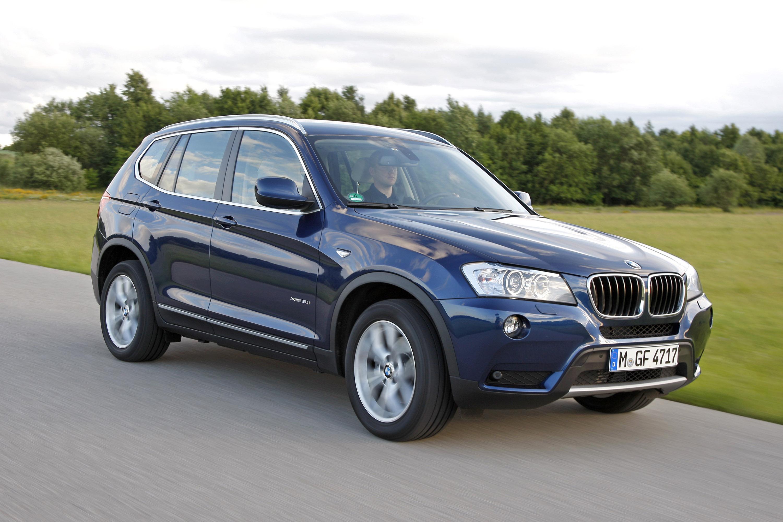 BMW X3  2012 giá bao nhiêu
