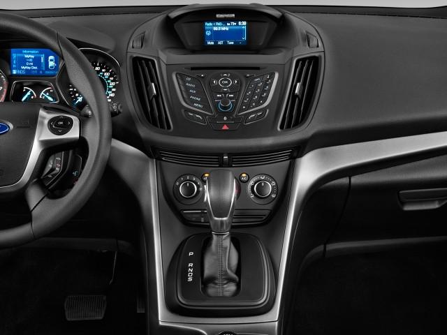 Những tiện ích trang bị trên Ford Escape