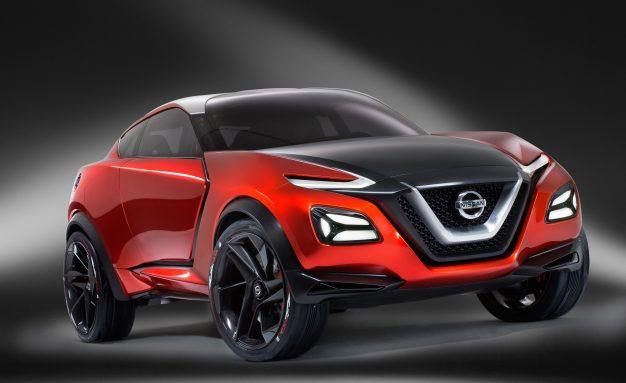Nissan Juke 2017 sắp ra mắt ở Tokyo