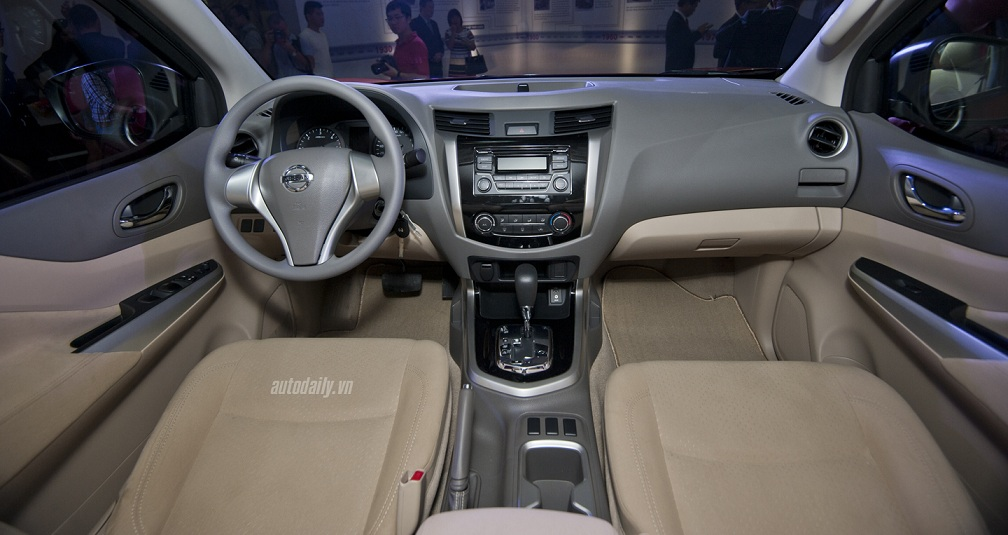 """Nissan NP300 Navara EL """"bạn đường"""" sở hữu thế mạnh vận hành"""
