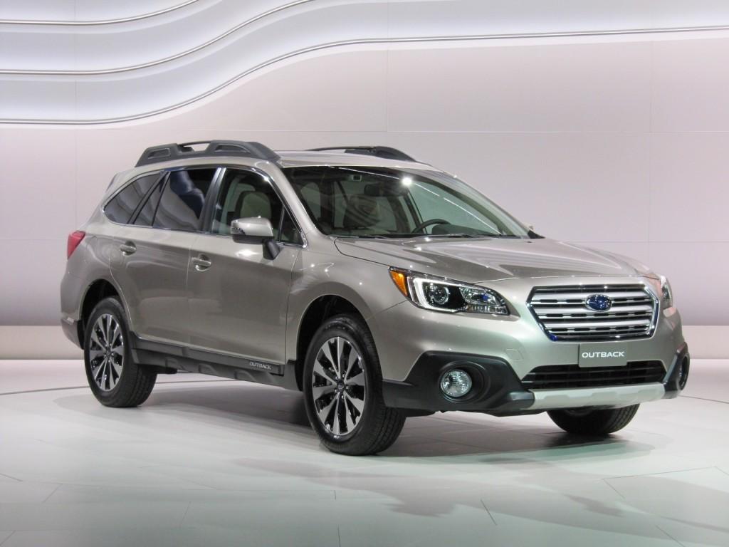 Subaru Outback và Highlander: Cuộc chiến phân khúc xe gia đình
