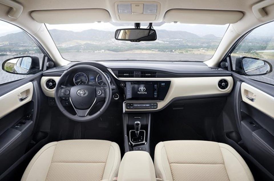 Sức hút của Toyota Altis 2017 đến từ đâu?