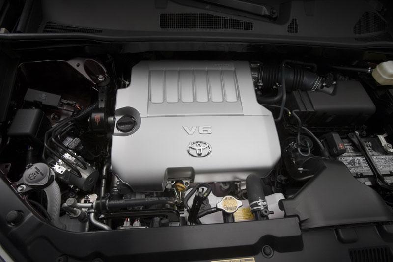SUV hạng trung Toyota Highlander 2011 phiên bản Bắc Mỹ