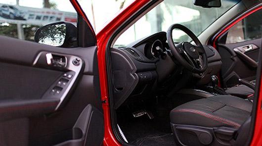 Tháng 6 - mua Kia Forte với giá rẻ