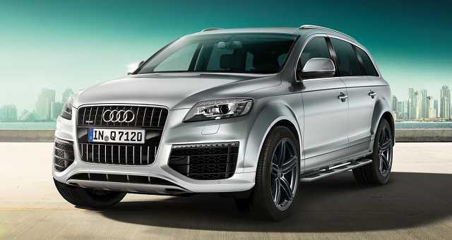 Ưu điểm nổi bật của SUV Audi Q7 2017: tiết kiệm nhiên liệu đáng kể