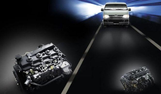 Toyota Hiace 2017 - Sang trọng và tiện nghi