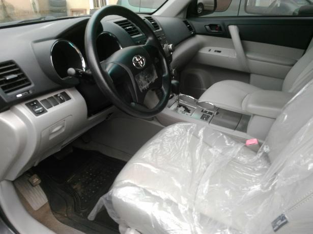 Toyota Highlander 2014 với  những nâng cấp vượt trội
