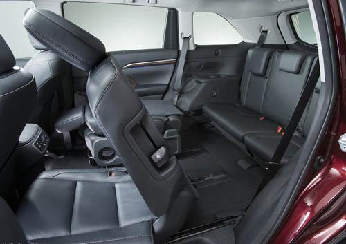 Toyota Highlander 2009: Mẫu xe tiện nghi, vận hành vượt trội