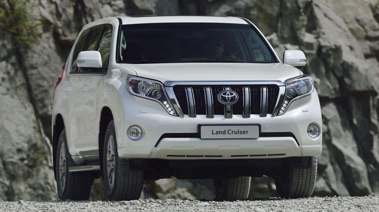 Toyota Land Cruiser Prado phiên bản 2014 có gì nổi bật?