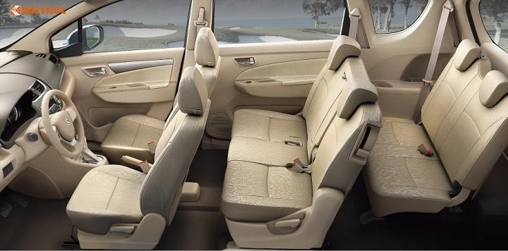 Hơn 3 lý do để bạn sở hữu Suzuki Ertiga